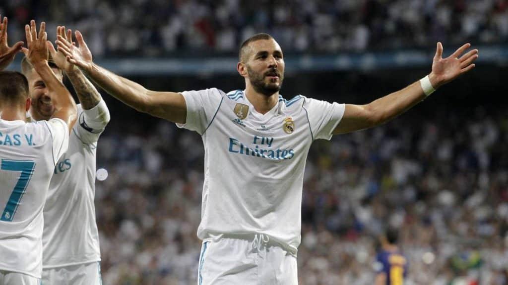 مهاجم ريال مدريد من اصول عربية 6 حروف Tacteec