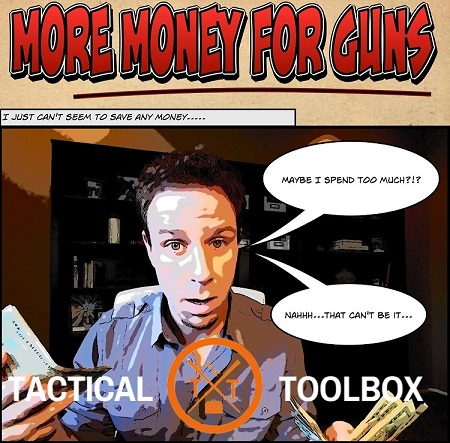 More Money For Guns: How To Save Money