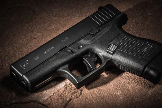 Glock Apex Action Enhancement Trigger