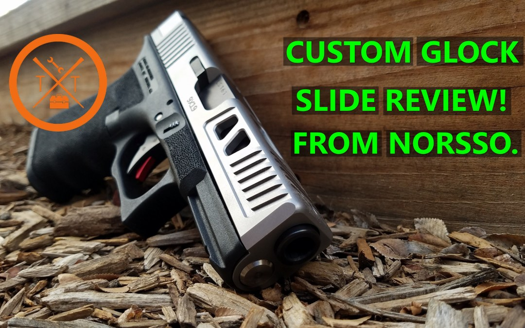 Custom Glock Slide Milling Review: From Norsso CNC! High Quality and Affordable.