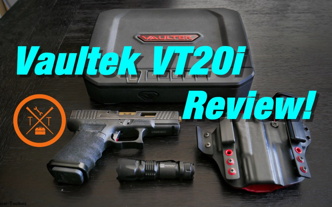 Vaultek VT20i Review: Is a Bluetooth Safe a Good Idea?