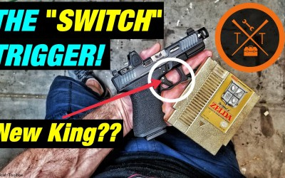 💥Best Glock Trigger For Self Defense!? ⚡Arsenal Democracy Switch Trigger Review!