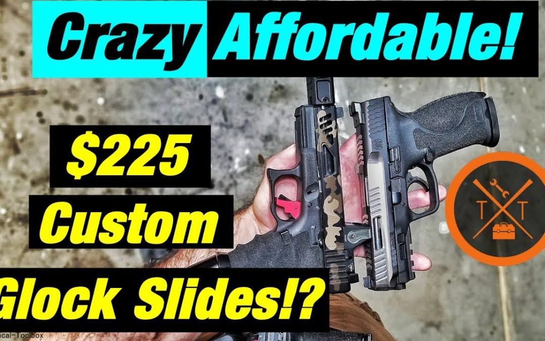 Affordable Custom Glock Slides & Custom M&P 2 0: COUPON CODES!!