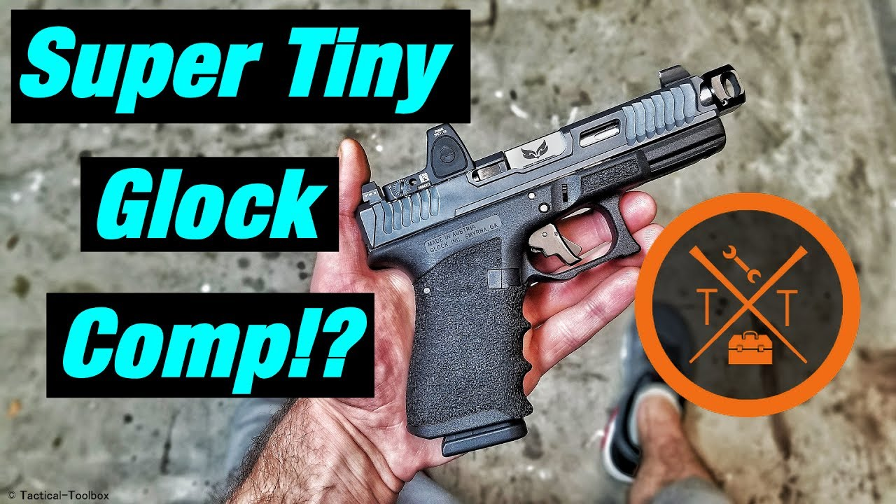 Mayhem Carry Comp Review! Best Glock Mods for Carry! #PewTuber