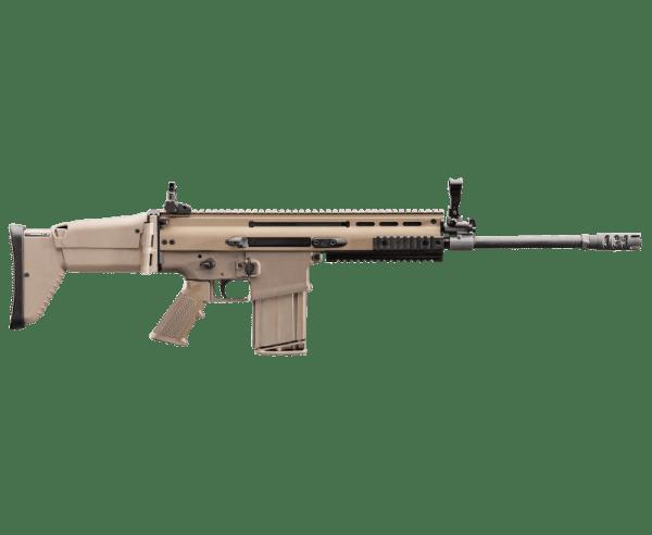 "FN SCAR 17S Flat Dark Earth .308 Win / 7.62 16.2"" 20 Rounds"