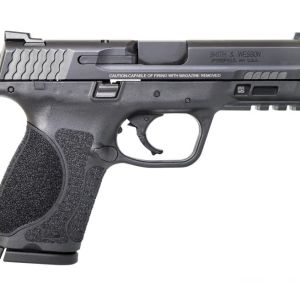 Smith & Wesson M&P 9 M2.0 Compact 9mm 4-Inch Barrel 15-Rounds Fixed Sight
