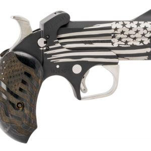 "Bond Arms Old Glory American Flag .45 Colt / .410 GA 3.5"" Barrel 2-Rounds"