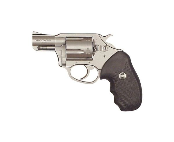 Charter Arms Undercover Revolver .38SPL 2-inch SS 5RD