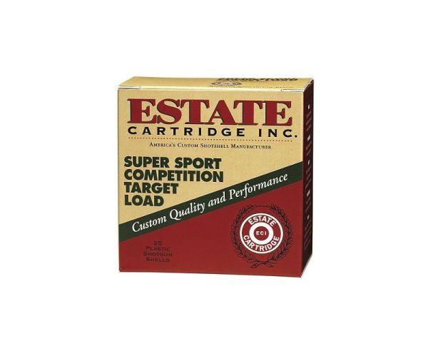 Estate Cartridge SS12XH17512 Super Sport Target 1oz 25rds