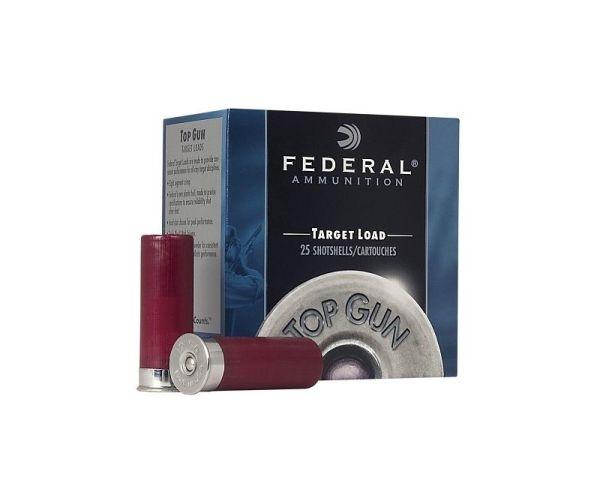 Federal Top Gun 12GA 2.75-inch 1oz #7.5 Shot 25Rds
