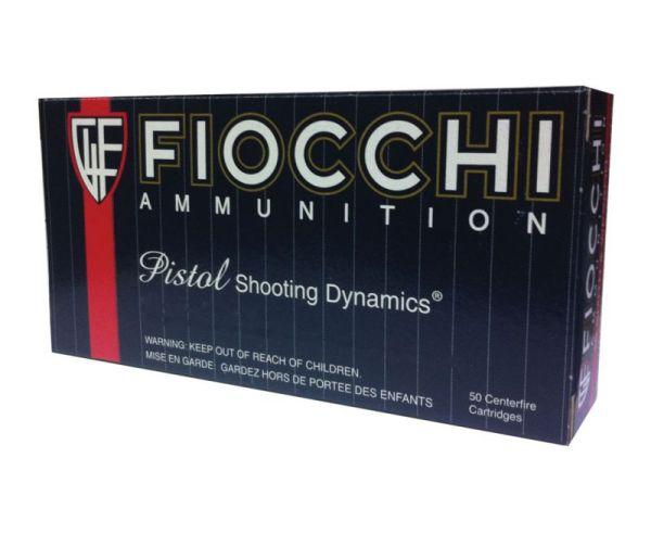Fiocchi 357GCMJ Fiocchi Centerfire Pistol