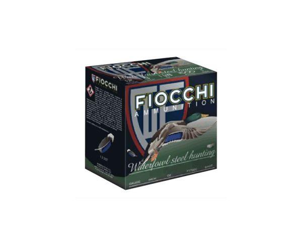 "Fiocchi Speed Steel 12 GA #4 25-Rounds 3.5"""