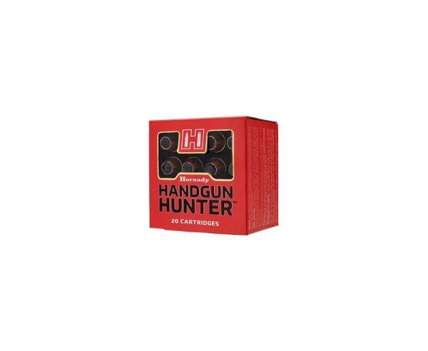 Hornady Handgun Hunter 9mm Luger +P 115 Grain MonoFlex 25 Round Box