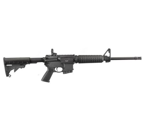 Ruger AR-556, .223/5.56, Black, 16 inch barrel, 10rd magazine