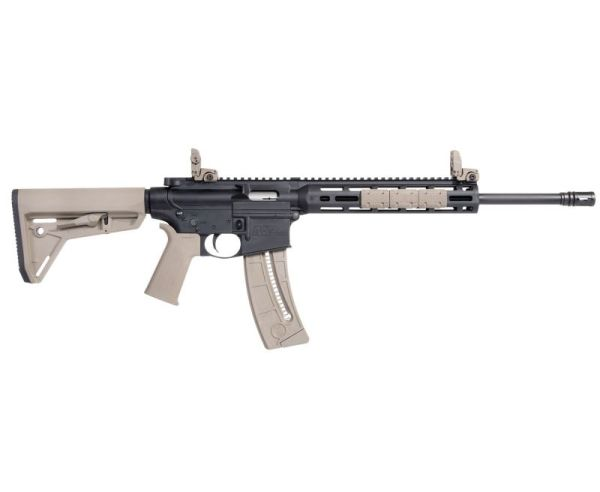 Smith and Wesson M&P 15-22 Sport Magpul MOE Flat Dark Earth .22 LR 16.5-inch 25Rds