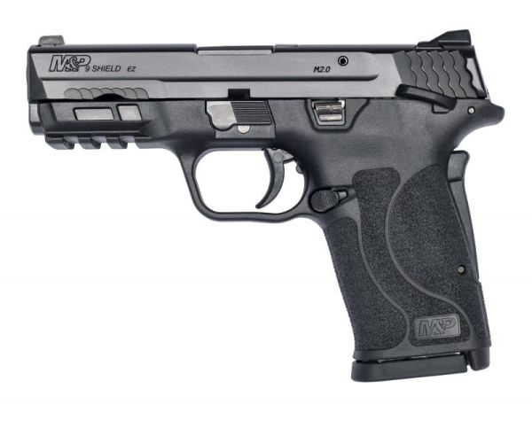 """Smith and Wesson M&P9 Shield EZ 9mm 3.6"""" 8-Round Manual Thumb Safety"""