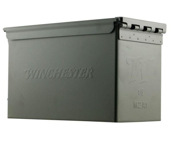 Winchester US Military 9mm NATO 1000 Round Ammo Can 124 Grain FMJ