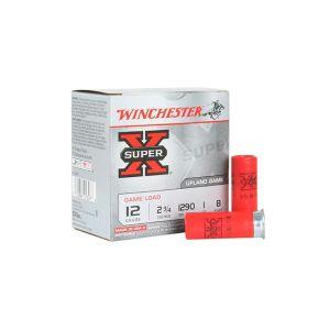 """Winchester Super-X 12GA 2.75"""" 1oz #8 25rds"""