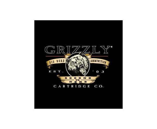 Grizzly Centerfire Handgun Brass 9mm 124-Grain 20-Rounds JHP