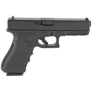 Glock 17 Gen 3 Black 9mm 4.49-inch 17Rd Fixed Sights