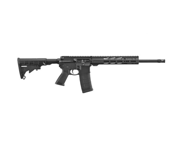 Ruger AR-556 with M-LOK Handguard 5.56 / .223 Rem 16.1-inch 30Rds
