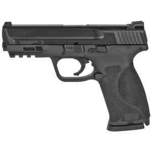 """Smith and Wesson M&P9 M2.0 Black 9mm 4.25"""" Barrel 17-Rounds No Thumb Safety"""
