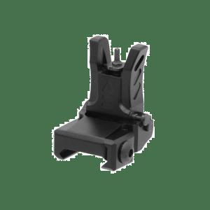 Leapers Utg Low Profile Flip Up Front Sight Aluminum Black