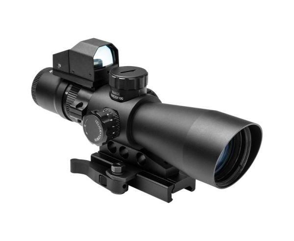 NcStar Ultimate Sighting System Gen-2, 3-9x42 Mil-Dot