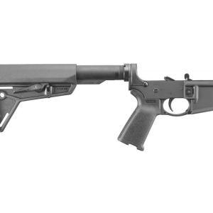Ruger Complete AR Lower Elite Black 5.56 Nato/.223 Rem Magpul MOE Grip