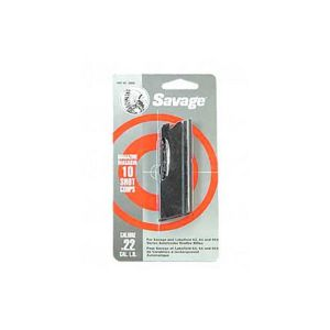 Savage Magazine 60 SER .22LR 10rd BL