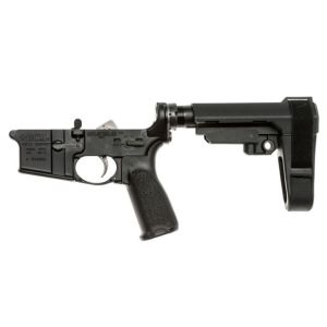 BCM AR-15 Complete Pistol Lower Receiver Forged