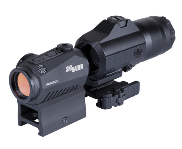 Sig Sauer Romeo 5 & Juliet 3 Red Dot and Magnifier Combo