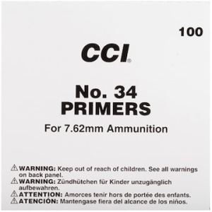 cci 34 primers