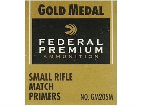 Federal Premium Gold Medal