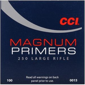 large rifle magnum primers