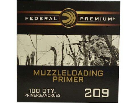 Federal Premium 209 Primers