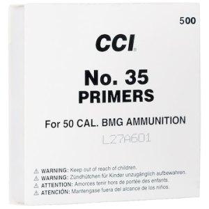 cci 35 primers