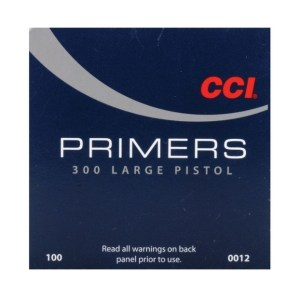cci 300 primers