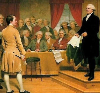 Founding Fathers on guns and control of government