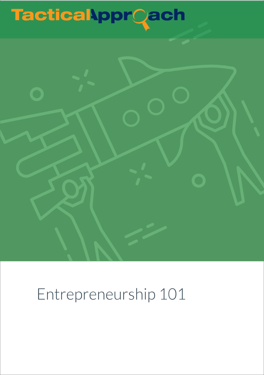 Entrepreneurship 101 - So you want to be an entrepreneur