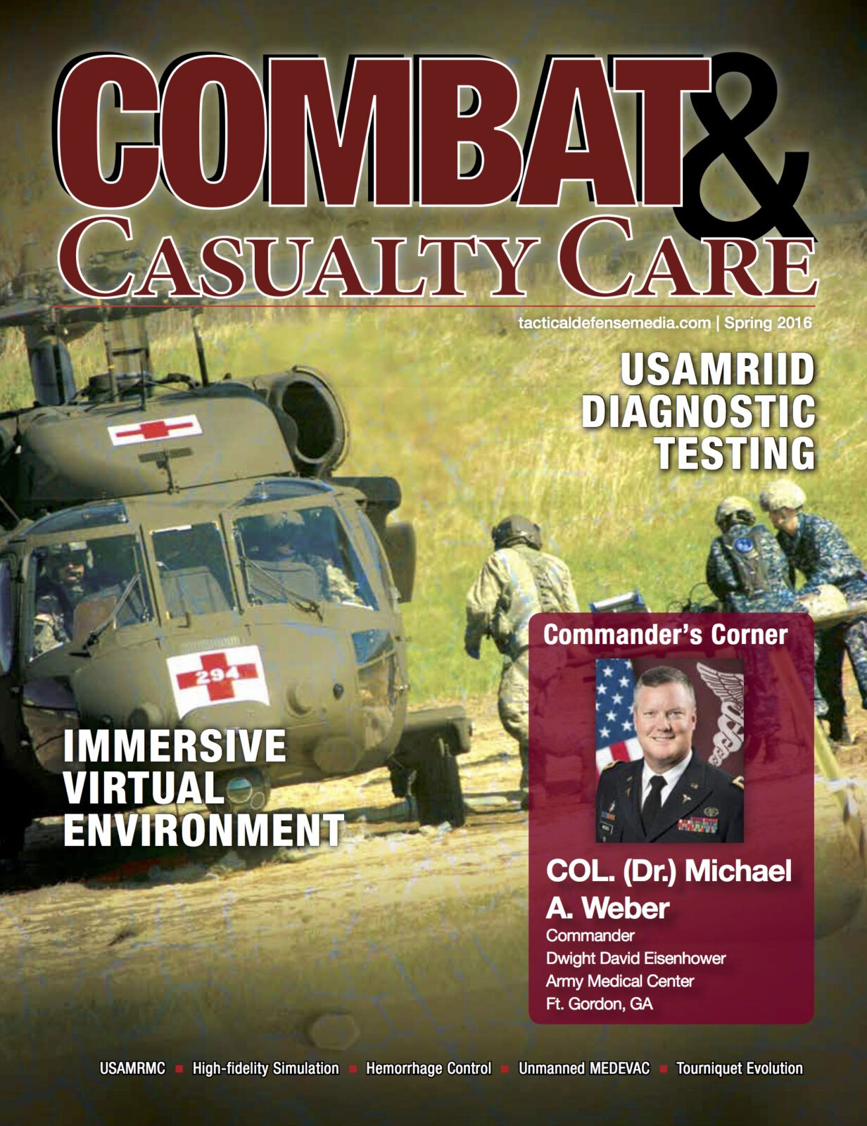 Tactical Defense Magazines And Military Publications