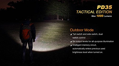 Tactical lighting modes