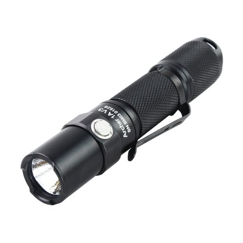 Smallest aa flashlight