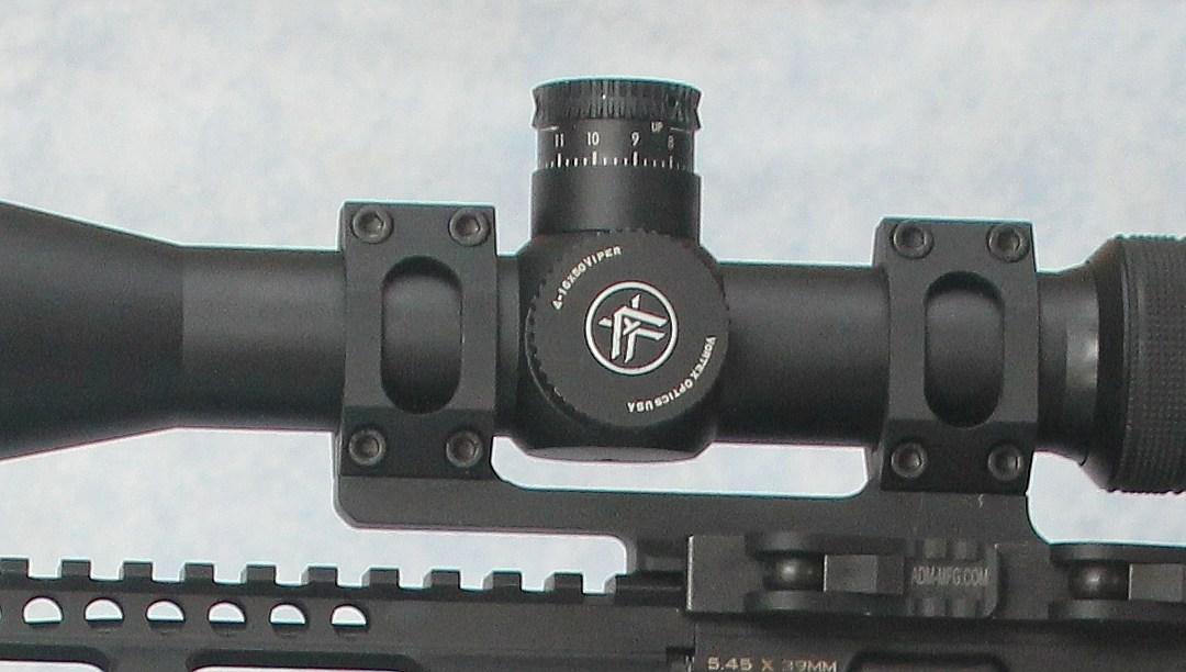 Vortex Viper PST 4-16x50mm FFP EBR-1 Scope