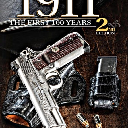 1911 The First 100 Years by Patrick Sweeny for Gun Digest.