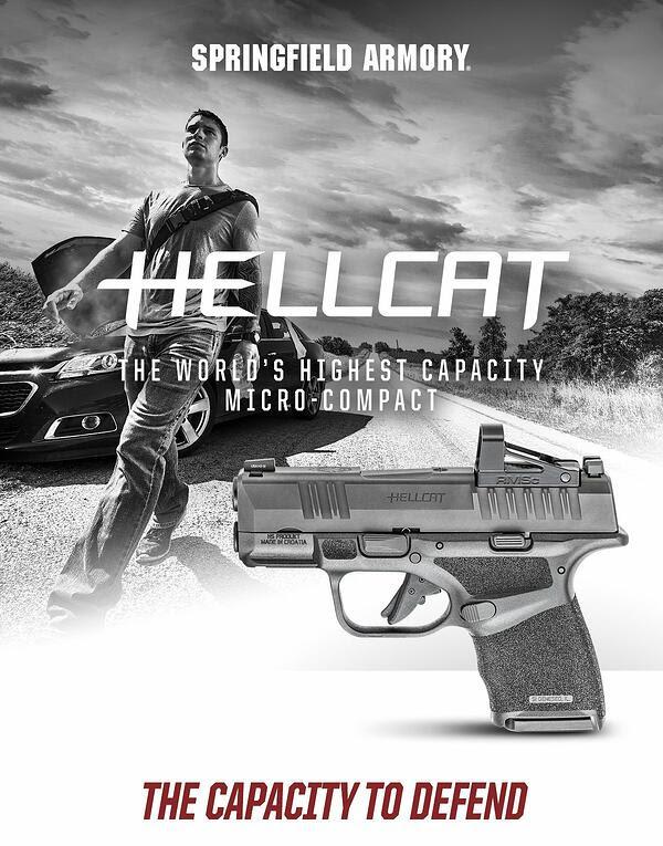 Hellcat Springfield Armory