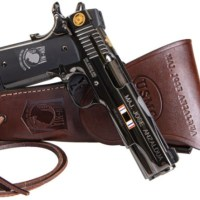 SIG SAUER Honors Major Jose Anzaldua, USMC (Ret.) with Commemorative 1911 POW-MIA Pistol