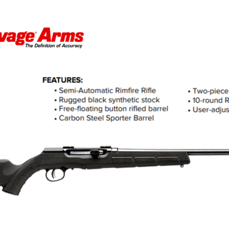 Savage Arms A17 HM2