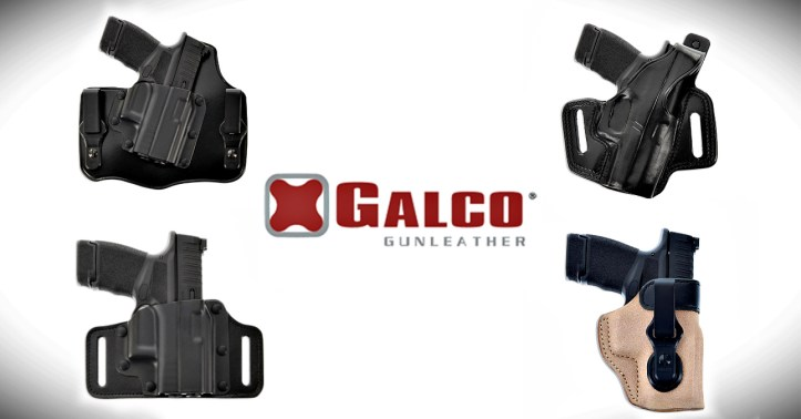 Hellcat Holsters from Galco.
