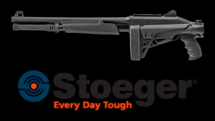 Stoeger P3000 Freedom Series Supreme Pump-Action Shotgun.